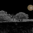 The House and The Moon by Sherryll  Johnson