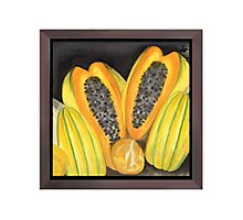 Papaya & Co. Photographic Print