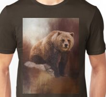 Great Strength - Grizzly Bear Art Unisex T-Shirt