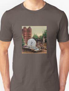 El Alamein Fountain, Kings Cross T-Shirt