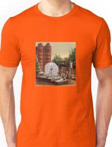 El Alamein Fountain, Kings Cross Unisex T-Shirt