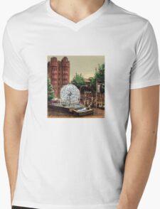 El Alamein Fountain, Kings Cross Mens V-Neck T-Shirt