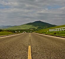 Lonely Road by jaskiran