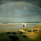 Rainbow Beach... by Carol Knudsen
