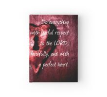 A Perfect Heart Hardcover Journal