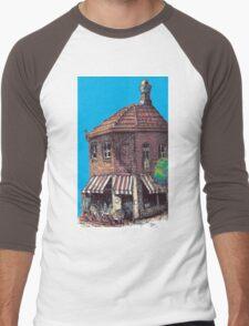 Hopscotch Cafe, Annandale Men's Baseball ¾ T-Shirt