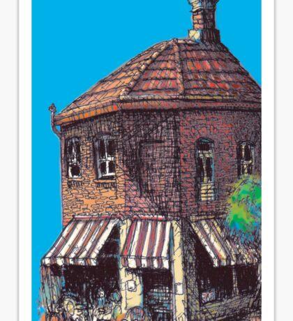 Hopscotch Cafe, Annandale Sticker