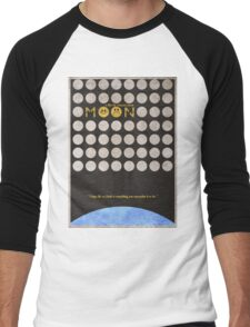Moon Men's Baseball ¾ T-Shirt