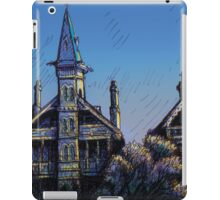 Witches' Houses, Johnston St, Annandale iPad Case/Skin