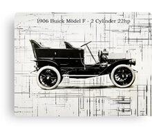 1906 Buick Canvas Print