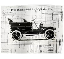 1906 Buick Poster