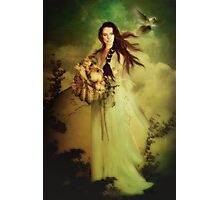 Demeter Goddess of the Harvest Photographic Print