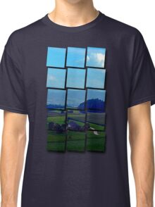 Countryside scenery in autumn | landscape photography Classic T-Shirt