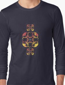 4 Tangled Hearts. Long Sleeve T-Shirt