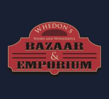 Whedon's Bazaar and Emporium by robotrobotROBOT