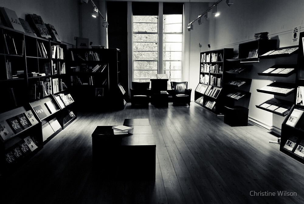 The Reading Room by Christine Wilson
