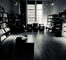 The Reading Room by Christine  Wilson Photography