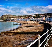 Aberystwyth, Wales  by Simon Duckworth