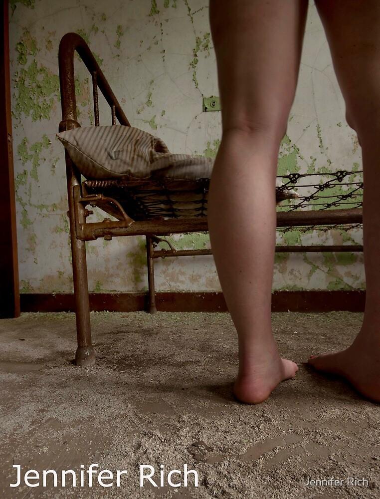 displaced. by Jennifer Rich