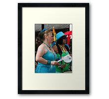 Samba Sue Framed Print