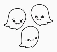 Mood Ghosts Kids Tee