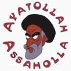 Aiatola Asahola by lucadude