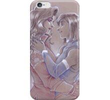 Korra and Asami iPhone Case/Skin