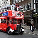 1939 RT8 in service in London by Hertsman