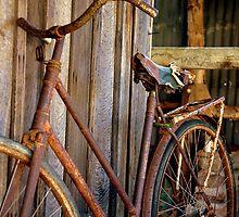 Ride my bike by Jokev