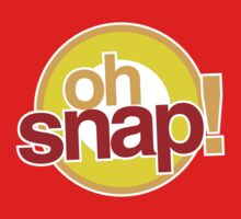 Oh Snap! by DetourShirts