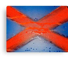 Red Cross Canvas Print