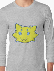 Teeny Blue Bug Long Sleeve T-Shirt