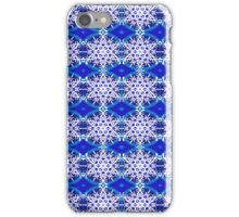 Tracery of Snow Flakes - 2 iPhone Case/Skin