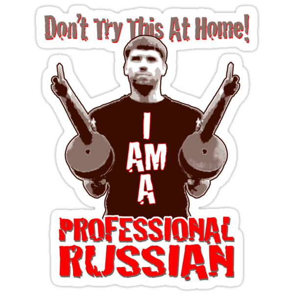 Professional RUSSIAN by adamcampen