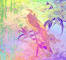 Lovely Bird. Japanese series9. by Vitta