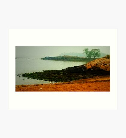 Savin Rock, Connecticut Art Print