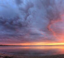 New Day - Streaky Bay by Jeff Catford