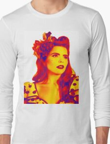 Paloma Faith Long Sleeve T-Shirt