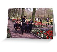 A Lovely Day Out! Greeting Card