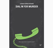 No328 My Dial M for Murder minimal movie poster Unisex T-Shirt