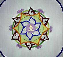 Chakra Mandala by JaneG