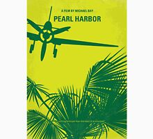 No335 My PEARL HARBOR minimal movie poster Unisex T-Shirt