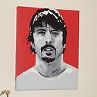 Dave Grohl by martinblake