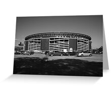 Shea Stadium - New York Mets Greeting Card