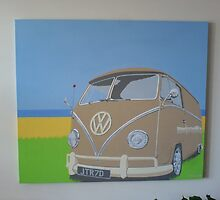 VW Camper by martinblake
