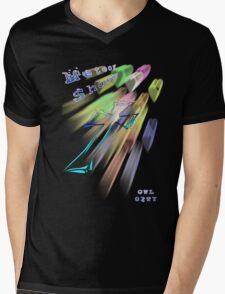 Meteor Shower (Owl City) Mens V-Neck T-Shirt