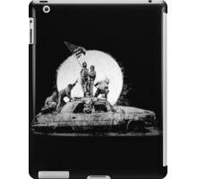 The Flag Banksy iPad Case/Skin
