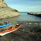 Stackpole Quay in Pembrokeshire. by Roly01
