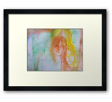 Which Dream Was Real Framed Print