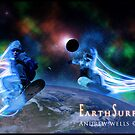 Earthsurfers by Andrew Wells